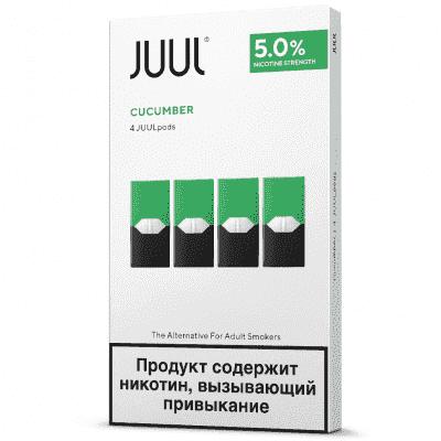 4 картриджа любого вкуса для электронной сигареты juul Labs в паттайе в Тайланде за 1000 бат