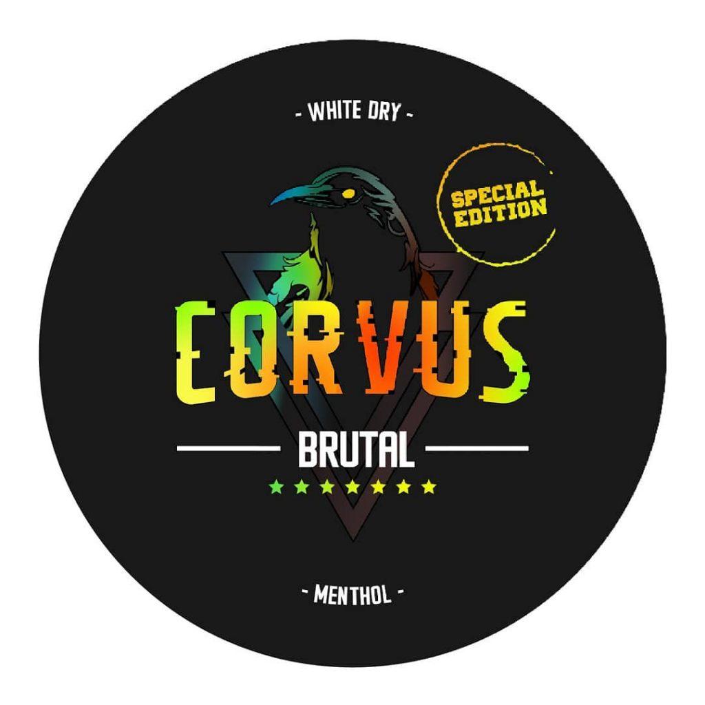 Снюс Corvus на Пхукете - 500 бат