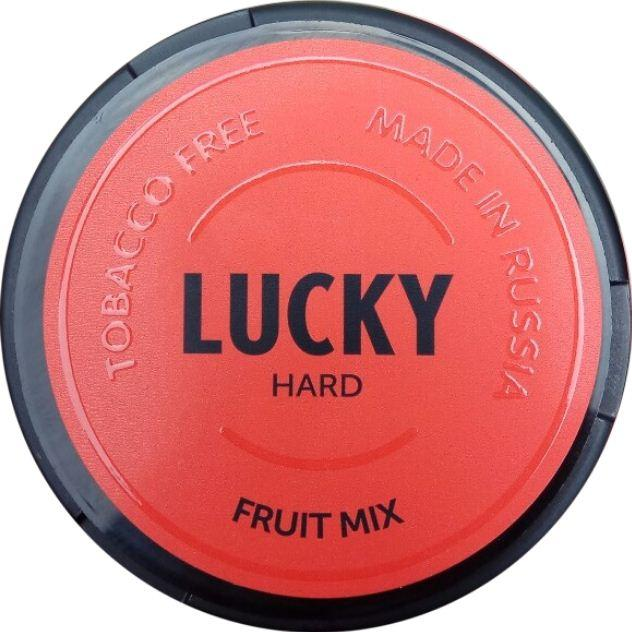 Снюс LUCKY HARD fruit mix - 400 бат