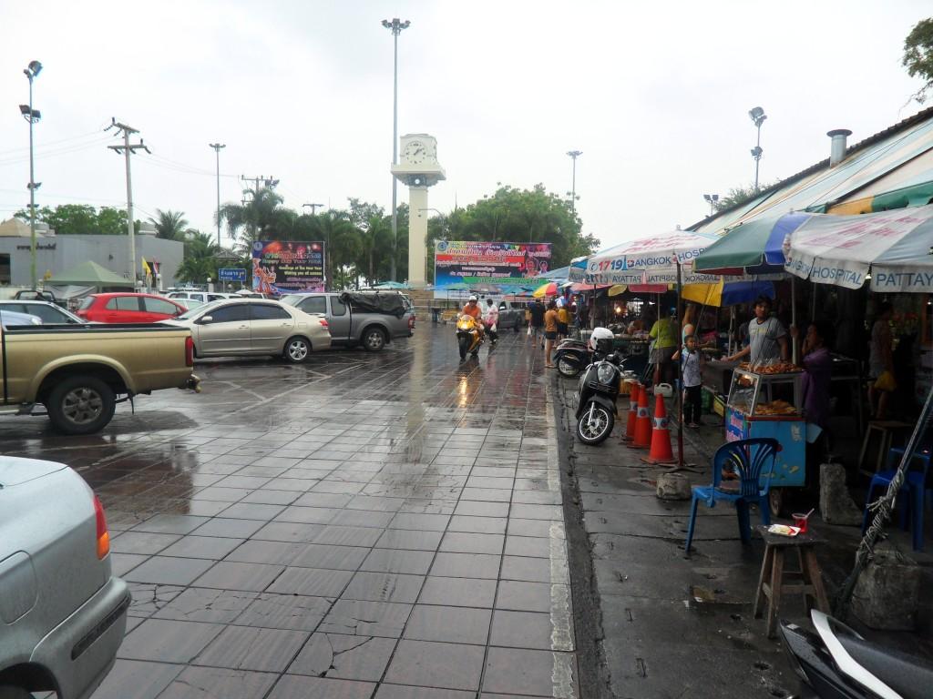 Дождик в Тайланде