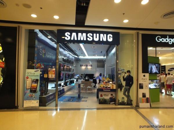 Магазин Samsung в Паттайе
