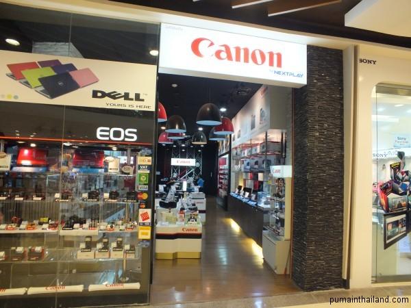 А здесь можно купить официально продаваемые фотики Canon