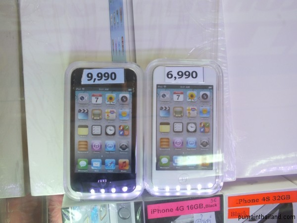 Копии iphone 4s в Тайланде