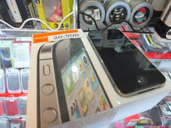 Iphone 4s в Тайланде