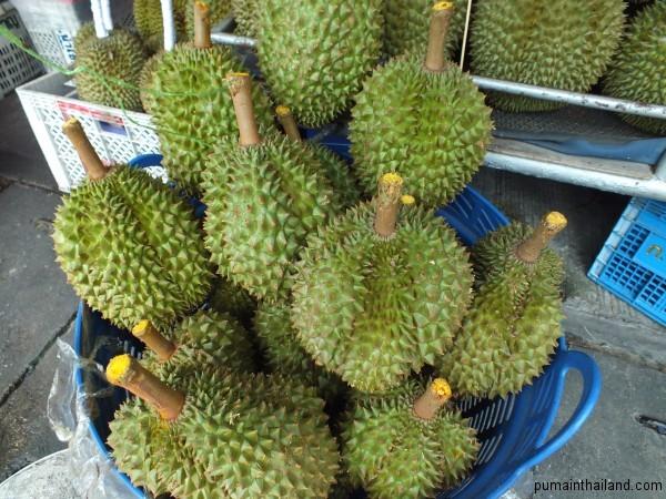 Король фруктов Тайланда Дуриан