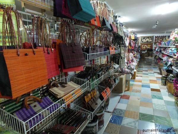 Аутентичные тайские сумки