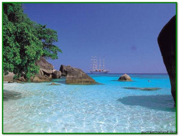 Рай на земле - остров Пхукет