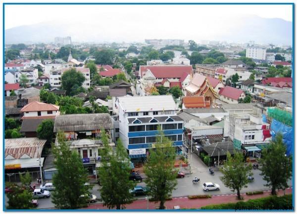 город Чианмай