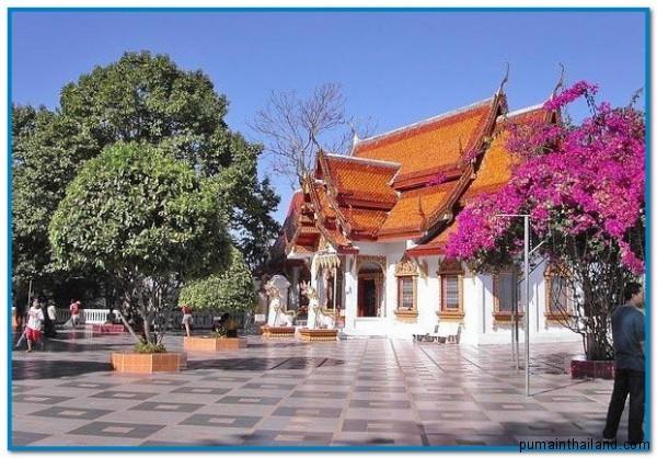 знаменитые храмы Таиланда