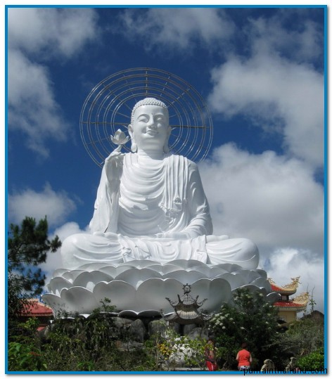 храм большого Будды, Вьетнам