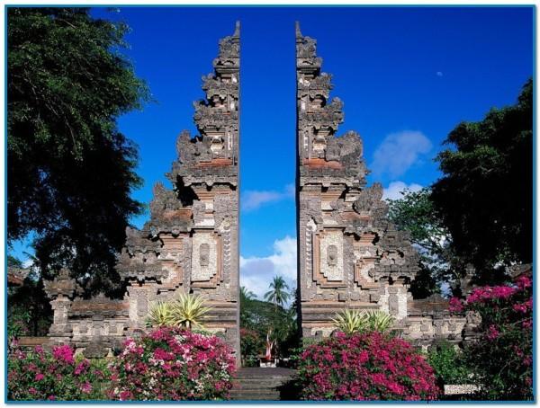 храмы и пагоды Индонезии