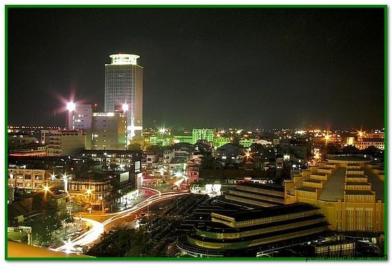 Вечерний Пномпень, Камбоджа