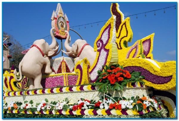 праздник цветов в таиланде