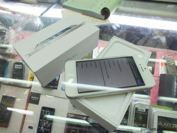 Белый iphone 5 на 16 GB в Тайском Туккоме