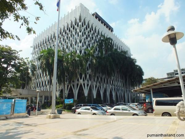 Красивейшее здание одного из банков