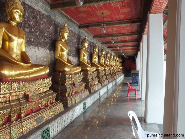 Много будд