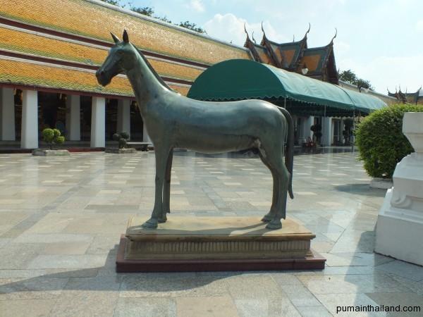 Очень натуральный конь с пиписькой