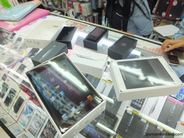 iphone 5 и ipad mini вперемешку