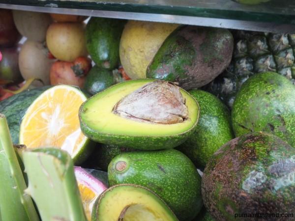 Авокадо такой спелый и вкусный