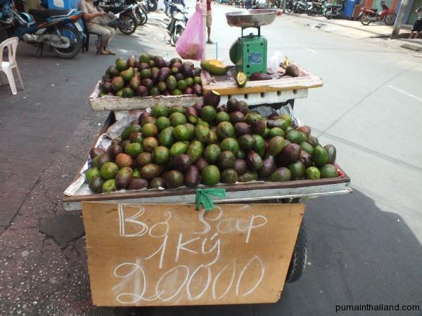 Кило авокадо продают за 20000 донгов или $1