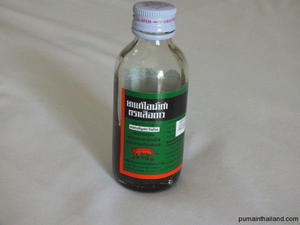 Тайский сироп от кашля