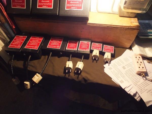 Ещё там продают странные штуки чтобы обманывать электросчетчики , я пока не разобрался на каком принципе они работают