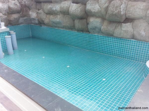 Скоро запустят бассейн