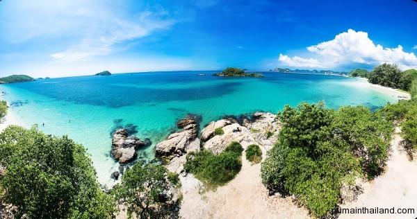 Баунти на островах
