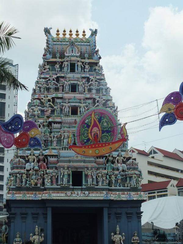 Ещё индийский храм