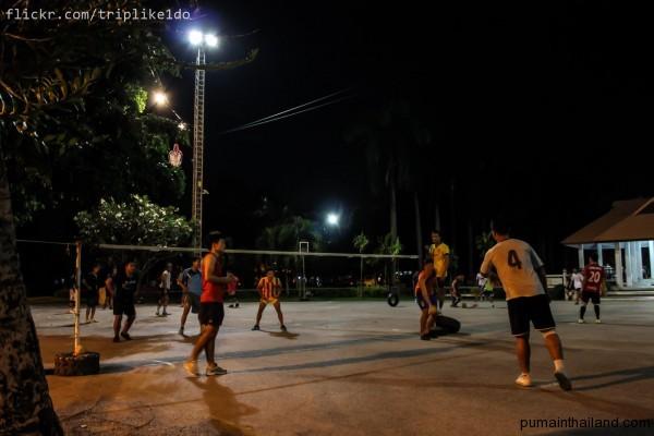 Ножной волейбол