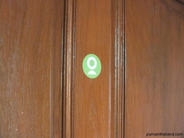 Логотип одеск на моей двери