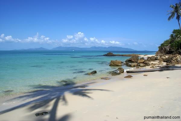 Девственный пляж