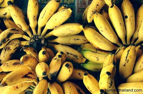 В Тайланде бананы на порядок вкуснее