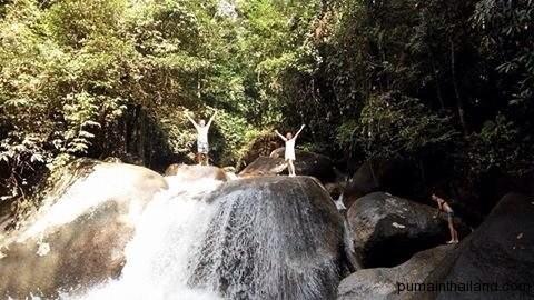 Фото на водопаде должно быть у каждого