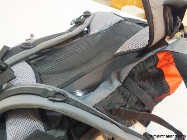 Правильная спинка у рюкзака