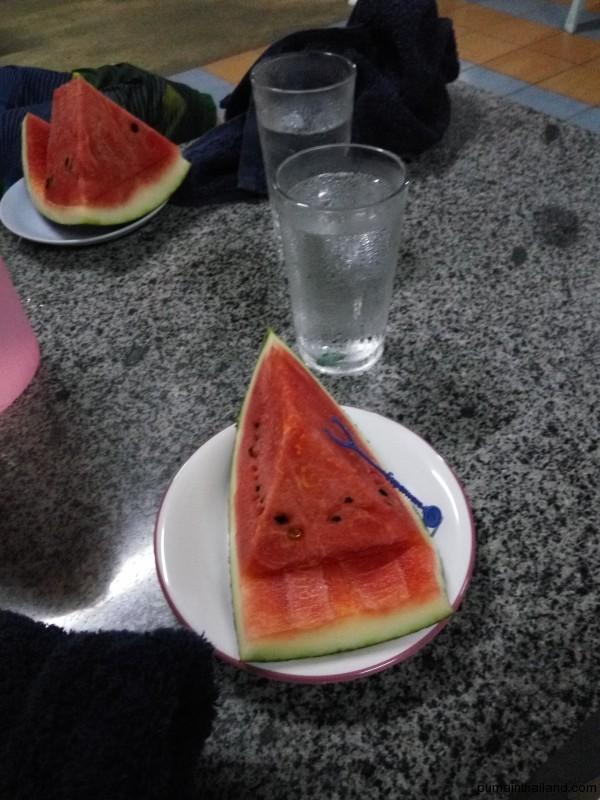 Вот так начинается диета