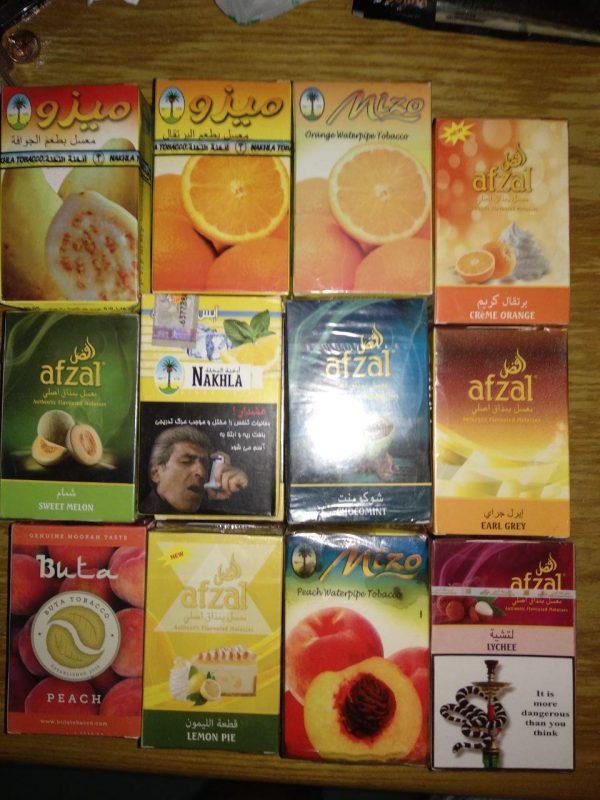 Табак для кальяна в Паттайе