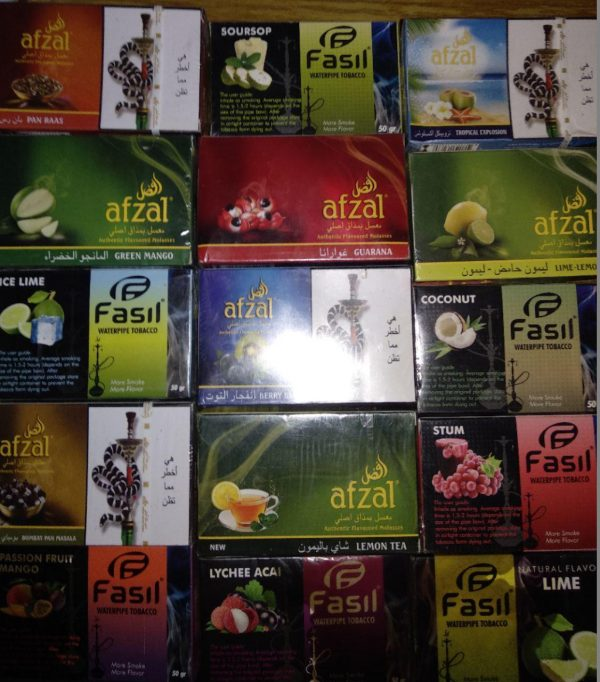 Табак для кальяна в Тайланде